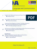 2014 - NIDA Journal of Language and Communication