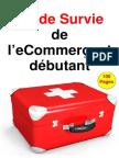 """Livre Gratuit :""""Le Kit de Survie de l'eCommercant"""""""