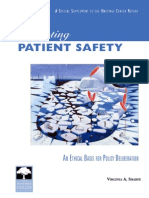 Promoting Patient Safety