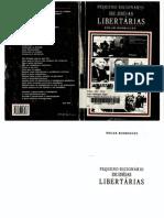 Pequeno Dicionario de Ideias Libertarias