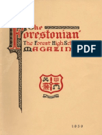 The Forestonian 1959