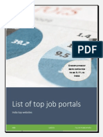 Top 10 Job Websites in India. Are You Searching for a Job in India