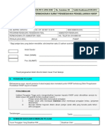 UKM-SPKP-BEN-PK11-GP04-BO07 Borang Permohonan Surat Pengesahan Pengeluaran KWSP