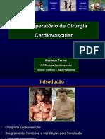 Pos Operatorio Cirurgia Cardíaca 01