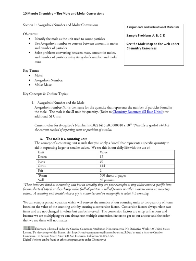 All Grade Worksheets Mole Conversions Worksheet All Grade – Mass-mole Conversion Worksheet