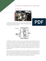 Procedimento Para El Cambio de Una Bomba Denso en Un Toyota Diesel Common Rail