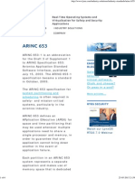 ARINC 653 - Lynx Software Technologies