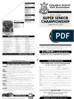 2010 CDGA Super Senior Application