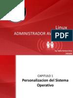 Linux Administrador Avanzado-Personalizacion SO Cap-1