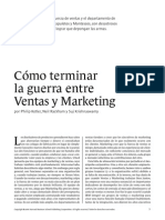 Ventas vs Marketing