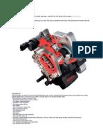 Bosch CP3 Operation
