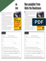 UtR Anti Union Laws Pamphlet 2015