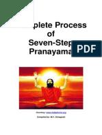 Seven Step Pranayama