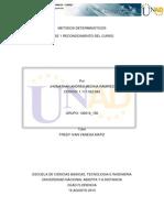 Jhonattha Medina 102016 156 Metodos Deterministicos