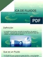 Estatica de Fluidos..