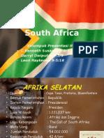 Presentasi Africa Selatan