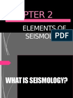 elements seismology