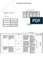 Cartel de Contenidos Nº de Periodos I,II,III Mejorado