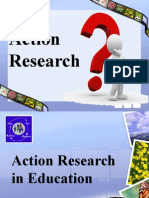 applied vs action research