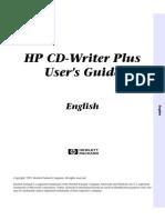 HP CD-Writer Plus User's Guide