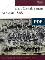 Late Roman Cavalryman AD 236-565 [Osprey Warrior 15]