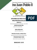 Informe de Practicas Ft Granos