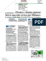 Serve Rete Civica Per Milano