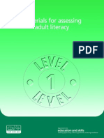 1 Diagnostic Assessment_ Literacy_ Learner Materials for Assessing Level 1