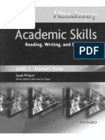 NHW Academic Skills Level 2 TG 2006