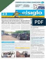 Edicion Impresa 23-08-2015