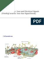 Physiologi Neuron (Kuliah i)