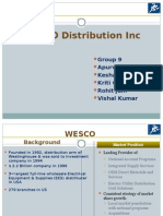 Section-B Group-9 Wesco PPT
