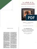 La Cofradia de Las Emociones in-terminables. Miradas a las telenovelas en México - Jorge A. González  (Coord.) Coautores