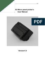 CSN-A3 User Manual
