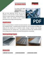 En Steel Gratings