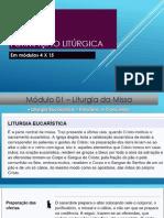 Formação litúrgica 2