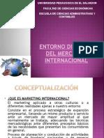 CLASE # 3 - Unidad I - Comercio Internacional