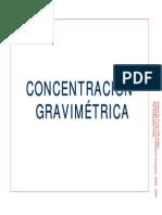 01 Concentracion Gravimetrica 120918213400 Phpapp01
