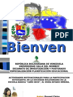 sociedad bolivariana