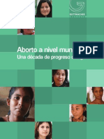 Aborto a Nivel Mundial