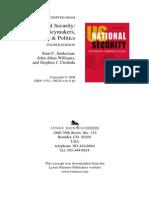 Nat Sec Proc Pol Policym