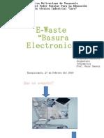 Presentacion E Waste