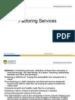 Factoring Services