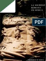 Elena Conde Guerri, La Sociedad Romana en Séneca