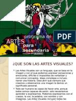 Presentación Artes Visuales 1er Grado