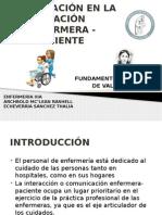 Comunicación en La Relación Enfermera - Paciente (1)