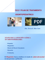 Diagnóstico y Tratamiento Odontpediatrico