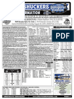 8.23.15 vs. MOB Game Notes