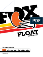 Fox FLOAT DPS Tuning Guide