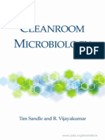 Cleanroom Microbiology